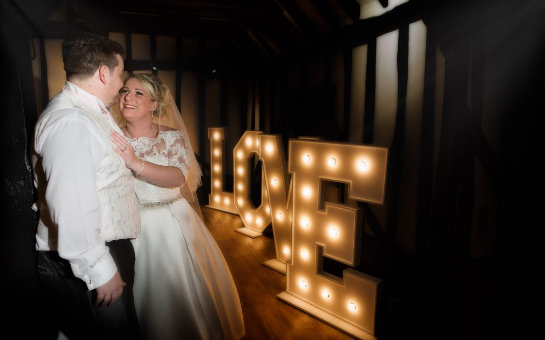 The Rose Barn on the Warren Estate | Essex Wedding Photographer