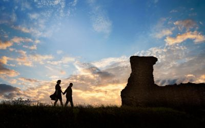 Hadleigh Castle Engagement Shoot | Essex Wedding Photography