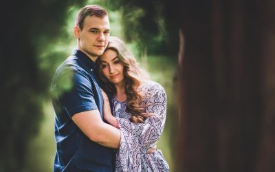 Hedingham Castle Engagement Shoot