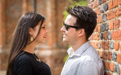 Layer Marney Tower Engagement Shoot