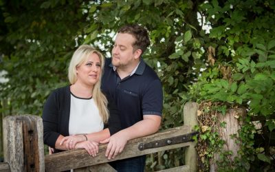 Paper Mill Lock Engagement Shoot | Essex Wedding Photographer