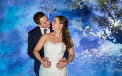 Winter Wedding at Wivenhoe House Hotel