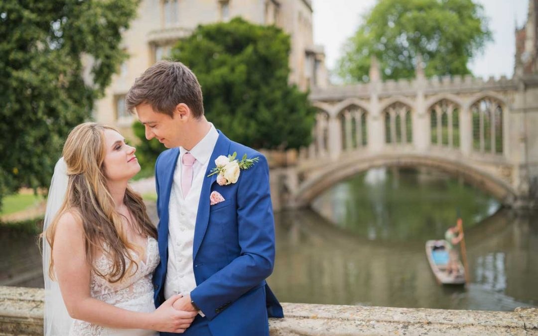 St John's College Wedding Photographer | Cambridge Wedding Photography