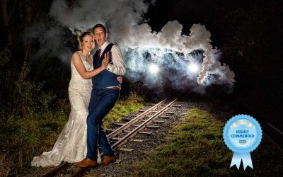Night Wedding Photography | Creative Essex Wedding Photographer