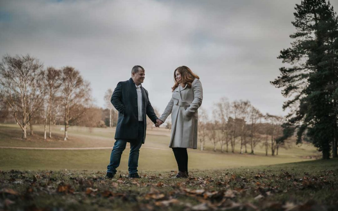 Stoke By Nayland Engagement Shoot | Sarah and Paul
