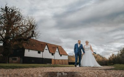 Cressing Temple Barns Wedding