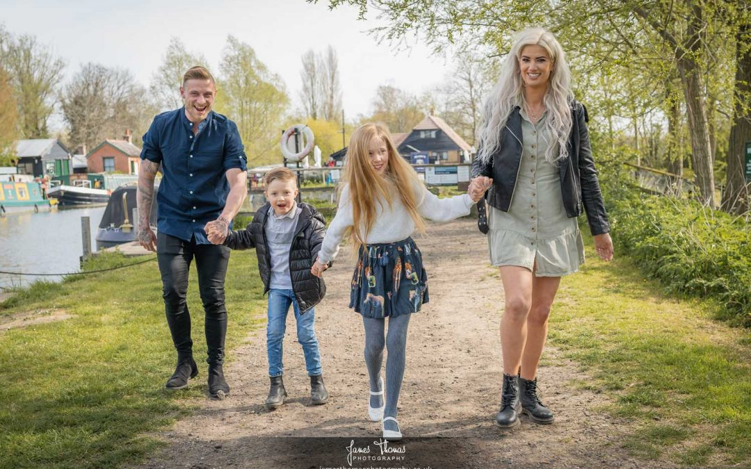 Paper Mill Lock Family Photography